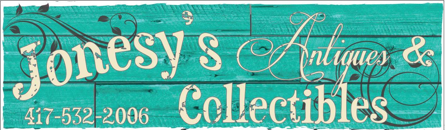 Jonesy's Antiques & Collectibles - 417-532-2006